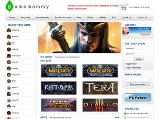 Gamemammy