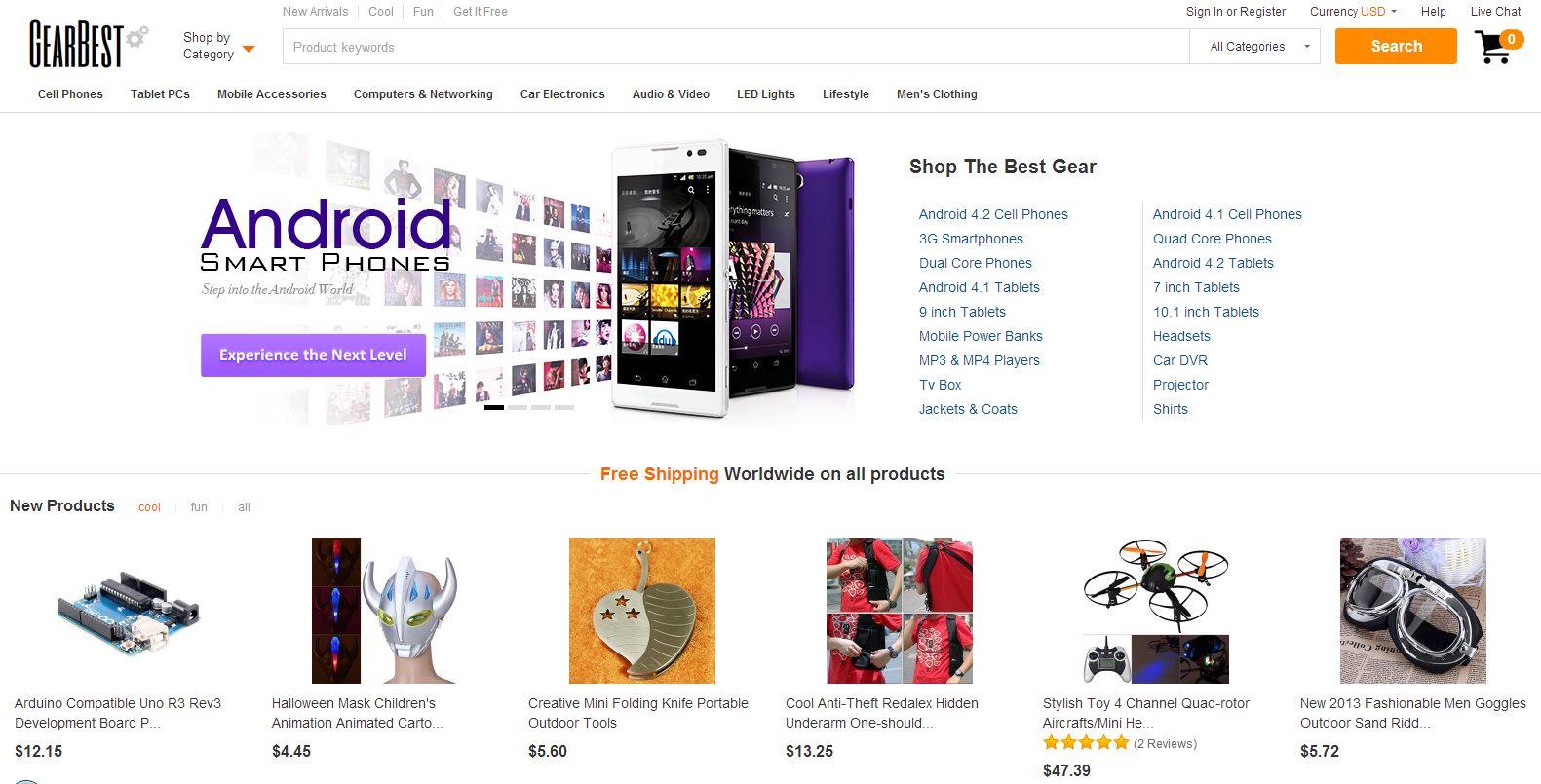 gearbest Reviews | 20,167 Reviews of Gearbest.com ...