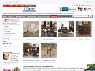Hillsdale Furniture Showroom Rated 1/5 Stars By 1 Consumers   Hillsdale  Furniture Showroom.com Consumer Reviews At ResellerRatings