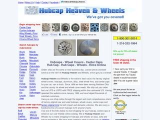 hubcap heaven a