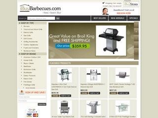 iBuy Barbecues