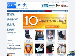 Ice Packs Store