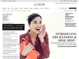 J. Crew Group I