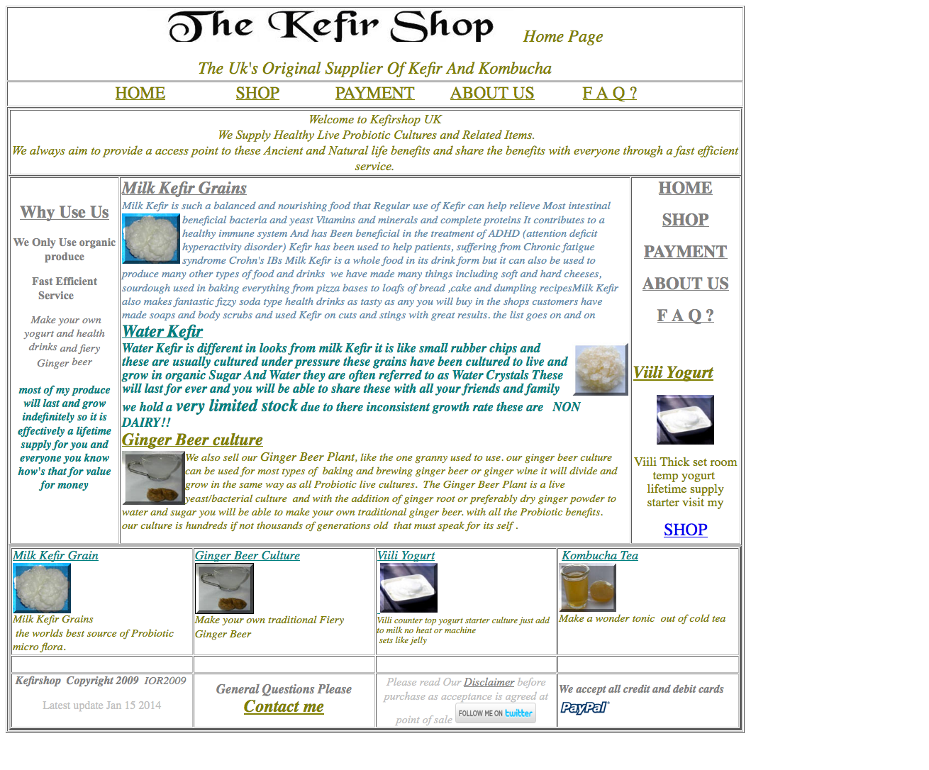 kefirshop.co.uk