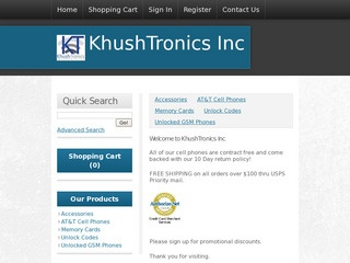 khushtronics