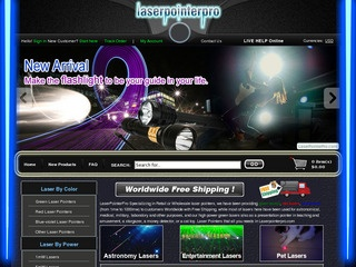 LaserPointerPro