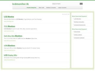 lcd monitor Inc