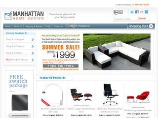 manhattan home design. Interior Design Ideas. Home Design Ideas