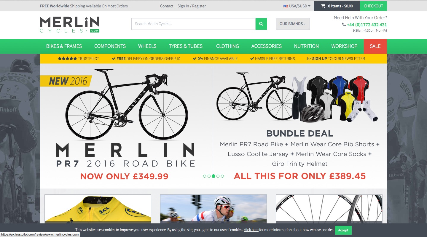 merlincycles.co