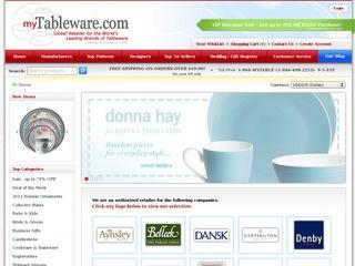 myTableware.com