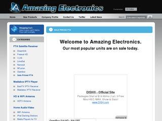 Amazing Electro