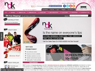 NDK Promotions