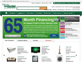 Nebraska Furniture Mart Rated 1 5 Stars By 12 Consumers Consumer Reviews At