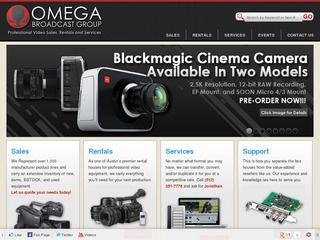 Omega Broadcast