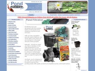 pondparts.com
