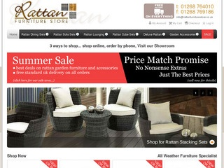 Rattan Furniture Store Rated 5 5 stars by 1 Consumers