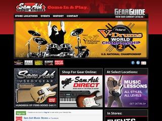 Sam Ash Music C