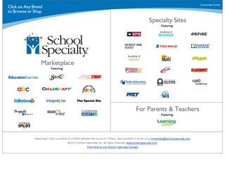 School Specialt