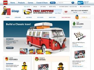 LEGO Brand Reta