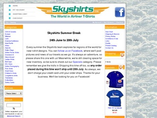 Skyshirts.com