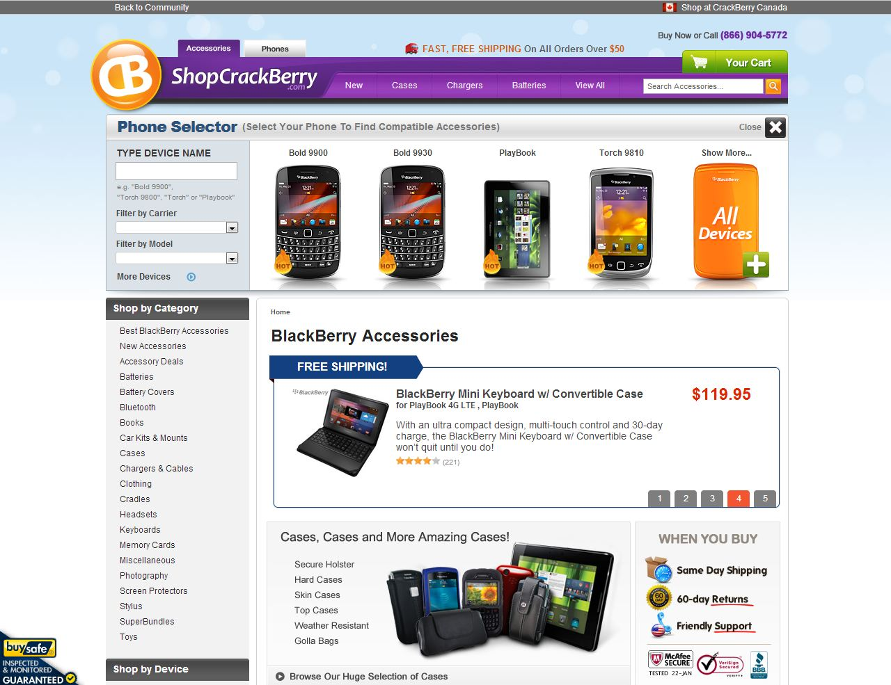 shop.crackberry