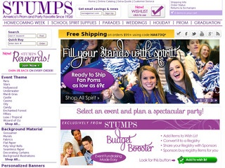 stumpsparty.com