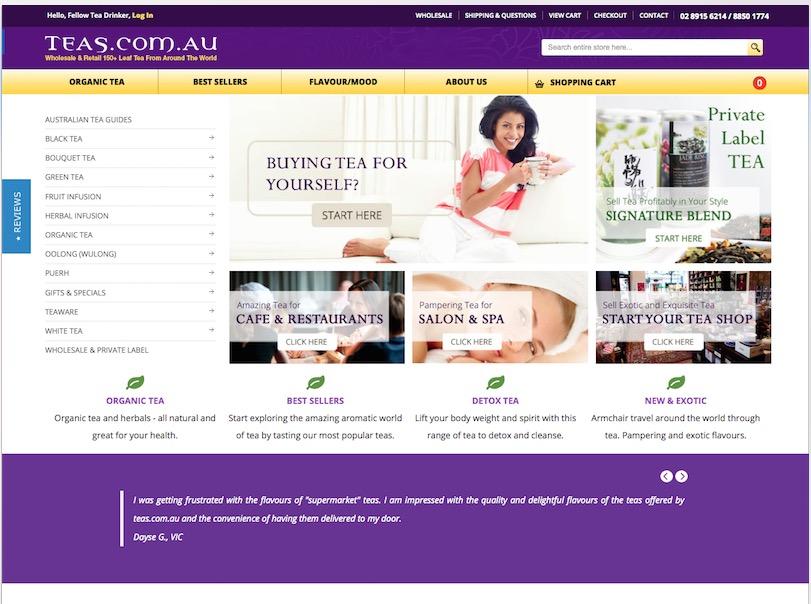 teas.com.au