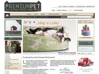 the Premium Pet