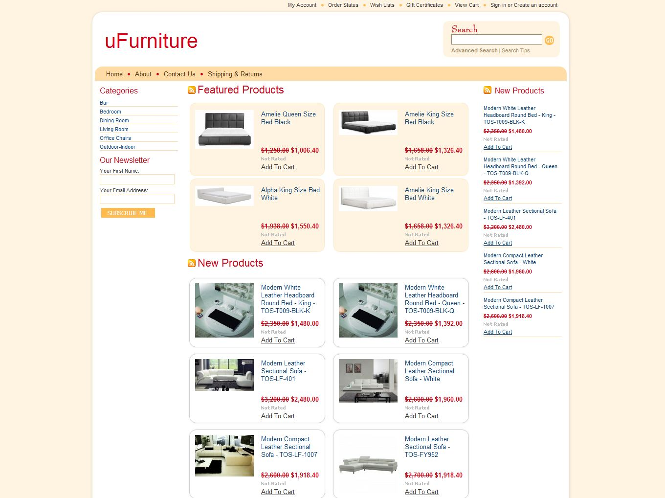 uFurniture.net