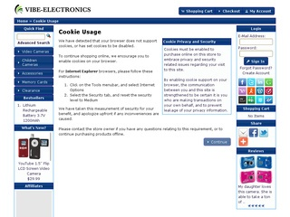 VIBE-Electronic