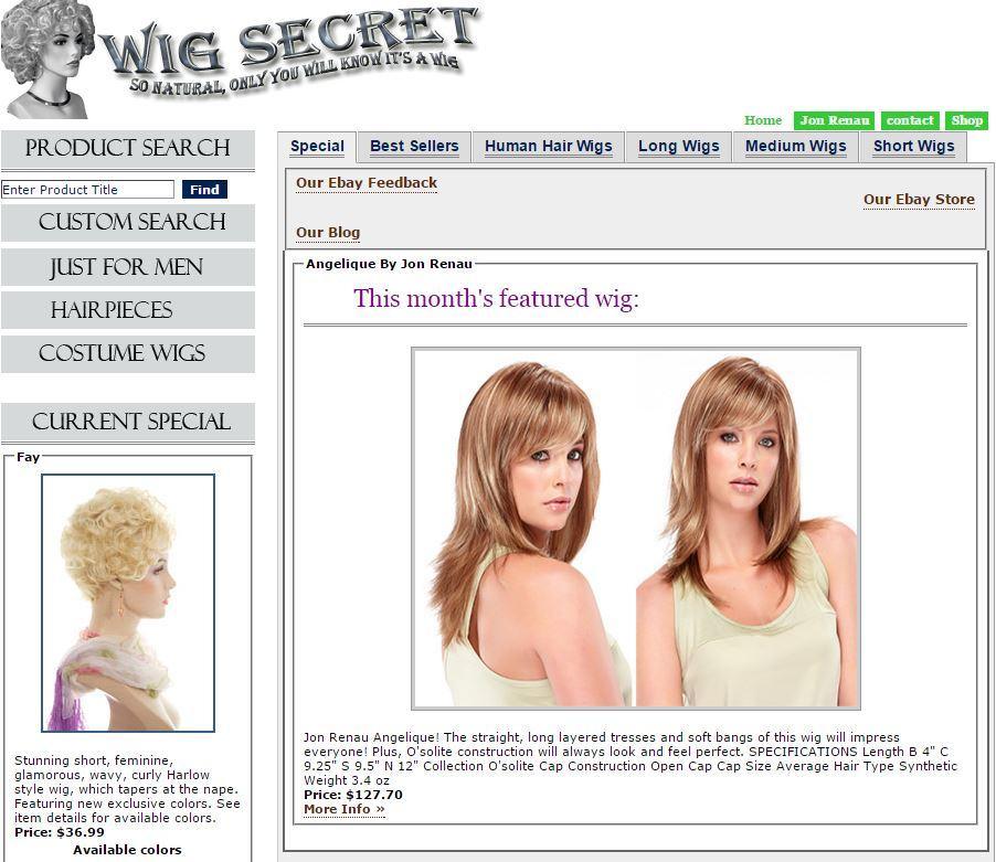 Wig Secret