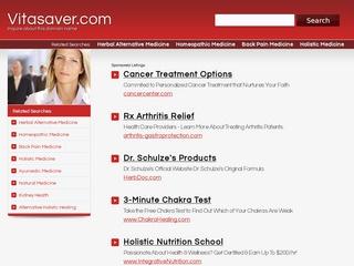 www.vitasaver.c