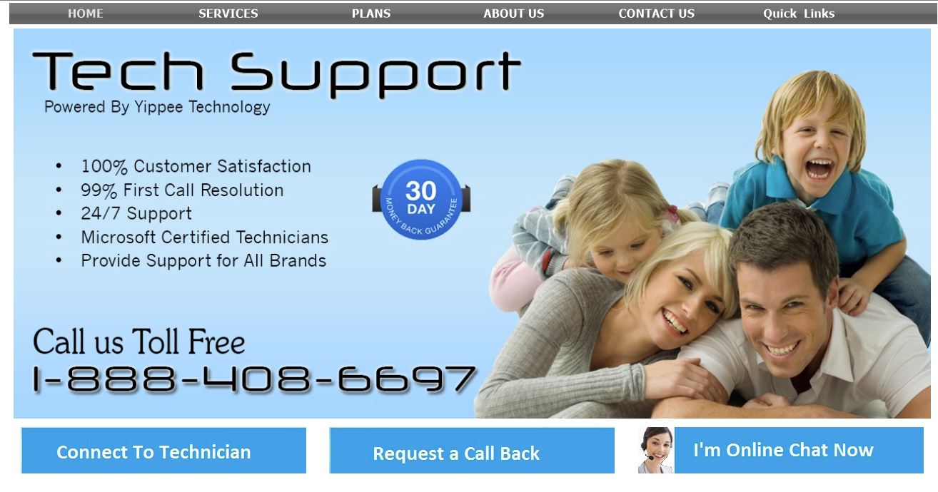 ytechsupport.co