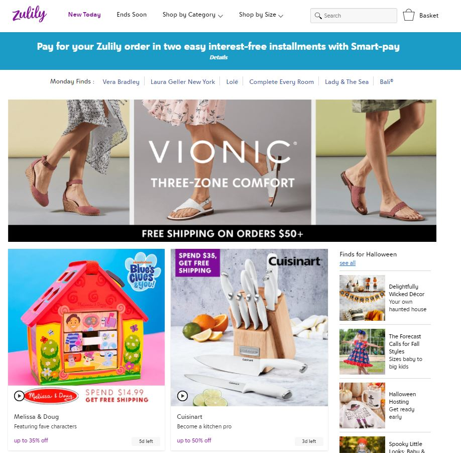 zulily Rated 1/5 stars by 41,663 Consumers - zulily.com ...
